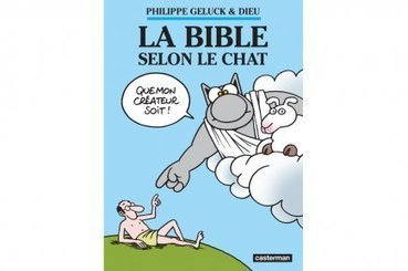 Le bédéiste Philippe Geluck réinvente la Bible - LaPresse.ca   Bruxelles et la bande-dessinée   Scoop.it