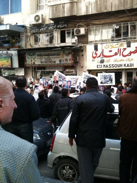 Another protest in Syria   Coveting Freedom   Scoop.it