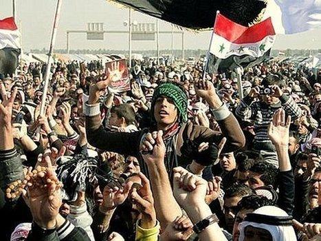 Insurrection citoyenne en Irak - Contre la corruption et la mainmise iranienne | Géopoli | Scoop.it