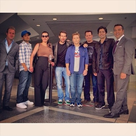The 'Entourage' Movie Has a Start Date and Utterly Bizarre Cast Picture - Front Page Buzz | Entertainment | Scoop.it