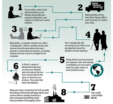 how-do-carbon-offsets-work.jpg (589x540 pixels)   Sustainability Breakthroughs   Scoop.it