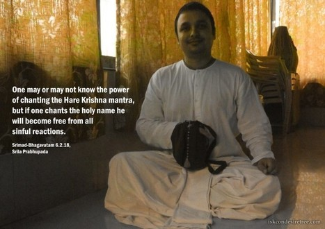 Power of Chanting | Hari OM Namo Narayana | Scoop.it