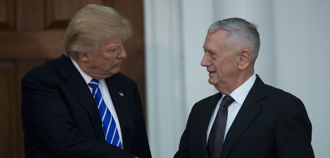 Mattis: A Good Choice For Civil-Military Relations - Peter Feaver, Foreign Policy | Shahriyar Gourgi | Scoop.it