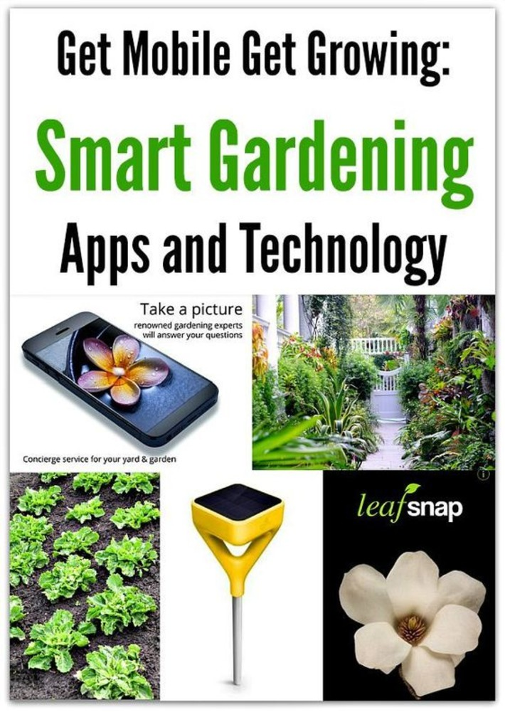 Get mobile and get growing! | Garden apps for mobile devices | Scoop.it