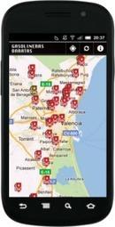Encuentra gasolineras con Gasolineras Baratas para Android   VIM   Scoop.it