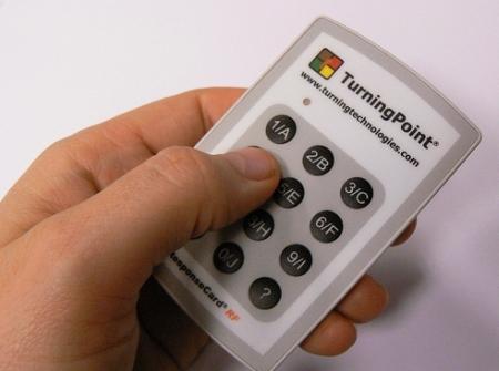 Boitiers de vote électronique (clickers) - Centre for Teaching and Learning Services - Concordia University | Vous connaissez Scoop.il ? | Scoop.it