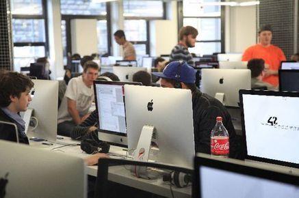 La guerre des talents numériques ne se joue pas qu'à la sortie des grandes écoles | Generation Y-Z - Entrepreneurship - Startups - Management | Scoop.it