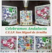 Plurilingüismo en Granada: EL DÍA DE ANDALUCÍA EN EL CEIP SAN MIGUEL DE ARMILLA TAMBIÉN SE CELEBRA EN INGLÉS Y EN ETWINNING | BEP Noticeboard - Tablón de Anuncios | Scoop.it