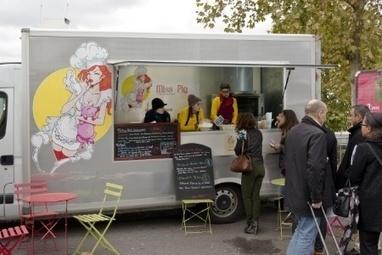 Le food-truck Miss Pig, lauréat parisien du Festival international de ... - L'Hotellerie   événements   Scoop.it