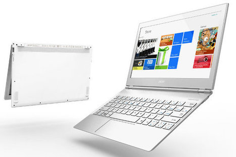 Nowy ultrabook Acer Aspire S7-392 | Notebooks | Scoop.it