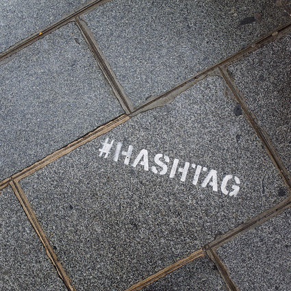 To Hashtag Or Not To Hashtag: Challenges With Social Media's Most Powerful ... - Business 2 Community | Cyberjournalism, Media, Social Media | Scoop.it