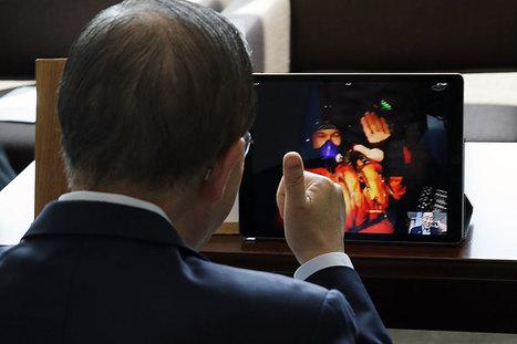 Ban Ki-moon salue le Solar Impulse pour son vol à destination d'un monde durable   Planete DDurable   Scoop.it