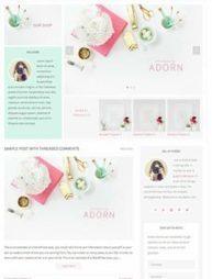 Restored 316 Adorn : eCommerce Genesis WordPress Theme | WordPress Themes Review | Scoop.it