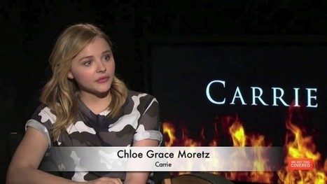 Exclusive Video Interview With The Cast And Director Of Carrie | Horror | Scoop.it