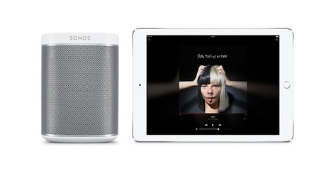 Apple ya vende los altavoces Sonos con tres meses de Apple Music incluidos | Tecnología | Scoop.it