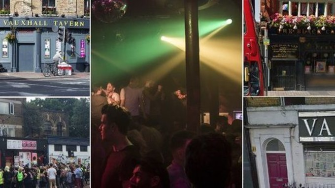 Why are London's gay bars disappearing? - BBC News | real utopias | Scoop.it