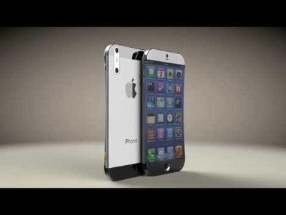 Un concept d'iPhone 6 avec écran incurvé et caméra 3D (vidéo) | système d'exploitation des mobiles | Scoop.it