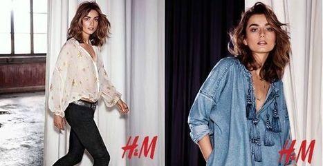 Colección H&M Primavera 2014: nuevo lookbook   H&M   Scoop.it