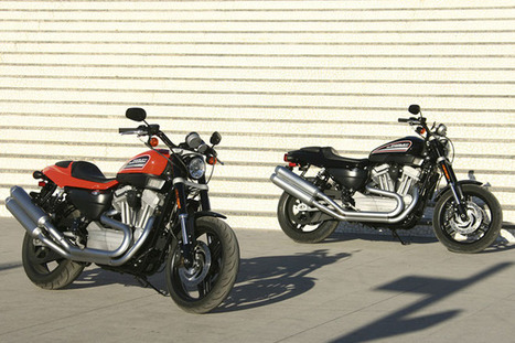 Harley XR1200 - launch in Valencia | iMotorcycle Newsletter | Scoop.it