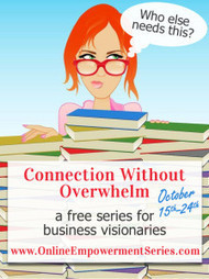 Connection without overwhelm - The Media Mesh - Wellman Wilson Social Media Consulting & Coaching - Ottawa | canada directory submission | Scoop.it