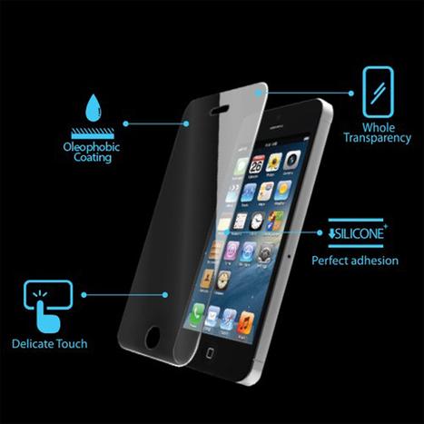 Miếng dán cường lực Iphone 5/5s | Trao đổi | Scoop.it