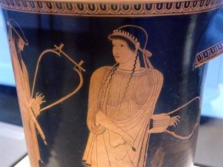 Lost poem by Sappho discovered | Sex History | Scoop.it