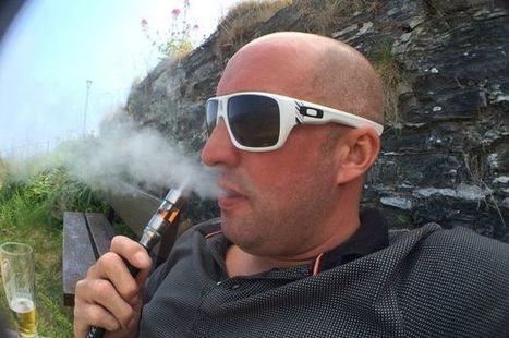 What is vaping? After calls for e-cigs to be on NHS here's all you need to know - | Electronic cigarettes | Scoop.it