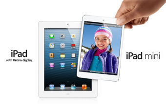 Cellular iPad mini and fourth-generation iPad to go on sale in China this Friday, January 18   Digital Publishing, Tablets and Smartphones App   Scoop.it