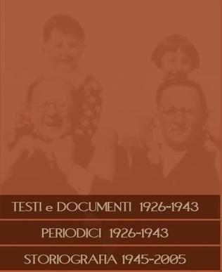 Bibliografia dell'Antifascismo Italiano | Généal'italie | Scoop.it