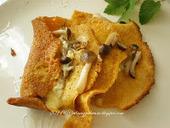 Rifatte senza glutine: crespelle prosciutto e funghi | senza glutine | Scoop.it