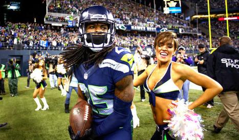 Hottest Super Bowl Cheerleaders   NFL - National Football League   Scoop.it