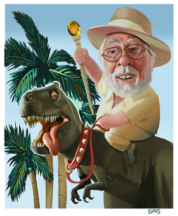 """Colin Trevorrow Talks JURASSIC PARK IV; """"It's Important To Make A Movie For The Fans"""" 