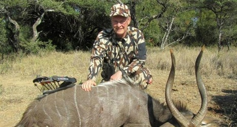 #Pennsylvania doctor Jan Casmir #Sieski becomes second American accused of killing #lion in #Zimbabwe: #CBS   Messenger for mother Earth   Scoop.it