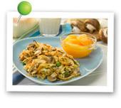 Caramelized Mushroom & Vidalia® Onion Risotto Recipe - Fruits & Veggies More Matters | KidsEatHealthy | Scoop.it