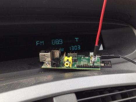 """Yar matey! Streaming Raspberry Pirate Radio is """"as easy as pi(p)e!"""" 