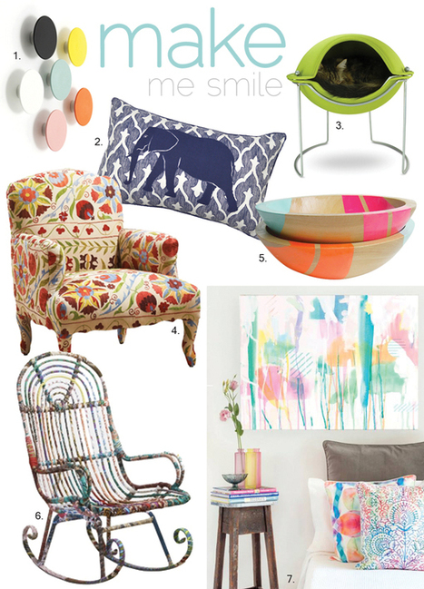 Cushion Spot: STYLE FILES: Things that make you happy | Designer Cushions | Scoop.it