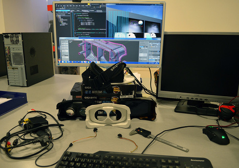 Investigadores de la UEMC desarrollan una innovadora tecnología basada en la realidad virtual para el diagnóstico y tratamiento del ictus | Salud Visual 2.0 | Scoop.it