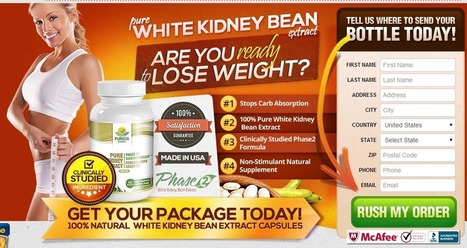 My Pure White Kidney Bean Extract Review-Get Risk Free Trial | | Pure White Kidney Bean Extract | Scoop.it