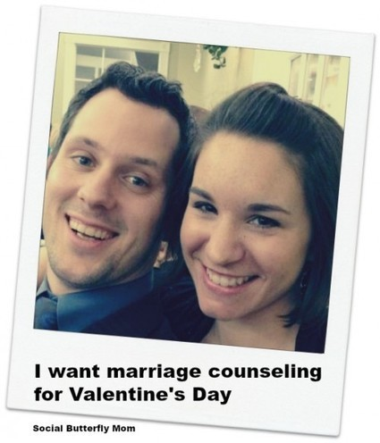 I want marriage counseling for Valentine's Day | Healthy Marriage Links and Clips | Scoop.it