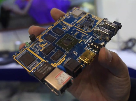 Rockchip RK3288 based Android and Chromium OS Tablets and TV Boxes (Video) | Embedded Systems News | Scoop.it