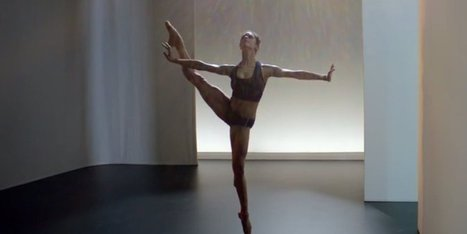 Misty Copeland's Under Armour Ad Is Like Nothing You've Ever Seen   Arts Camp   Scoop.it