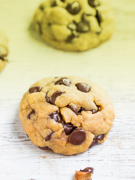 The Best Chocolate Chip Cookies | Foods and recipes | Scoop.it