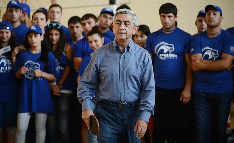 Krytyka prezydenta Armenii za słowa poparcia dla Alijewa | Wybory prezydenckie w Azerbejdżanie 2013 | Scoop.it