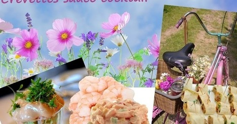 Recette de crevettes cocktail en verrines ou version pique-nique (Etats-Unis) | Street food : la cuisine du monde de la rue | Scoop.it