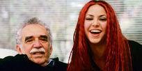 Muerte Gabriel García Márquez: Gabriel García Márquez retrata a Shakira - eltiempo.com | MUSIC FUNNY | Scoop.it