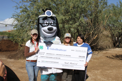 UnitedHealthcare Launches Partnership with Arizona 4-H at Tuscon Harvest Festival to Promote Healthy Living | 4-Traders | CALS in the News | Scoop.it