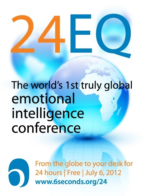 24/EQ: The Global Emotional Intelligence Conference | Wild Resiliency | Scoop.it