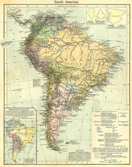 Startups Surge In South America  | TechCrunch | All Things Tech | Scoop.it