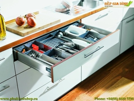 Phụ kiện tủ bếp cao cấp: Phụ kiện tủ bếp cao cấp - phụ kiện tủ bếp BLUM | Xu hướng cho các mẫu thiết kế bếp đẹp hiện đại | Scoop.it