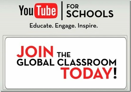 Google Presents YouTube for Schools, Makes Video World Safe for Teachers | English 2.0 | Scoop.it